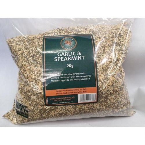 Equus Health - Garlic & Spearmint - 2kg